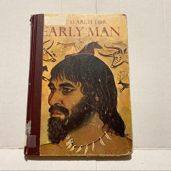 Other - The search for early man book